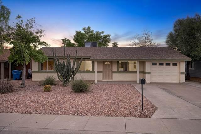 14808 N 37TH Way, Phoenix, AZ 85032 (MLS #6100198) :: Devor Real Estate Associates