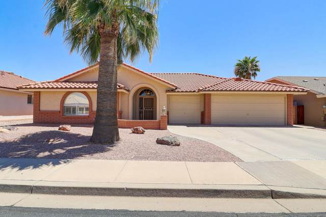 8063 E Neville Avenue, Mesa, AZ 85209 (MLS #6100207) :: Klaus Team Real Estate Solutions