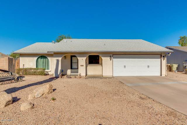 8527 N 52ND Avenue, Glendale, AZ 85302 (MLS #6100229) :: TIBBS Realty