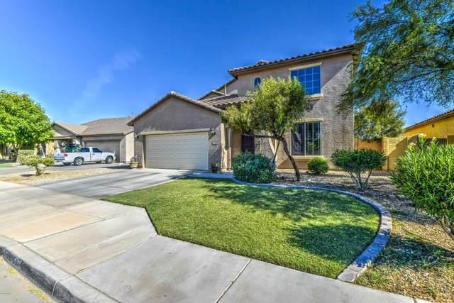10759 W Madison Street, Avondale, AZ 85323 (MLS #6100235) :: Riddle Realty Group - Keller Williams Arizona Realty