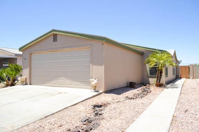 8601 N 103RD Avenue #230, Peoria, AZ 85345 (MLS #6100240) :: Kathem Martin