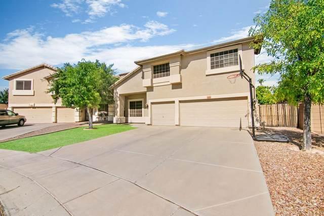 20947 N 89TH Drive, Peoria, AZ 85382 (MLS #6100259) :: The Laughton Team