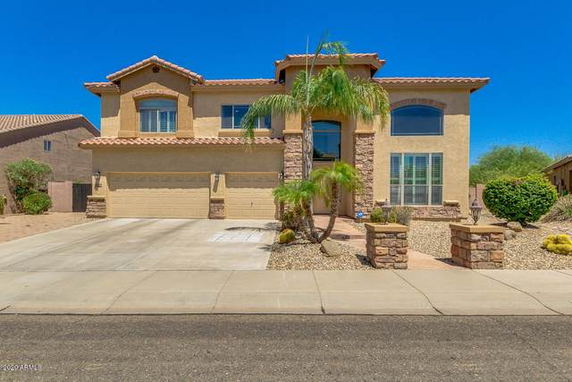 2132 W Bent Tree Drive, Phoenix, AZ 85085 (MLS #6100265) :: Klaus Team Real Estate Solutions