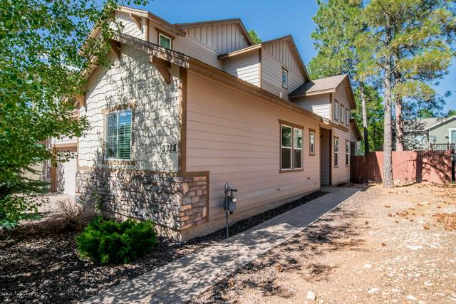 3228 S Marryvale Lane, Flagstaff, AZ 86005 (MLS #6100269) :: Devor Real Estate Associates
