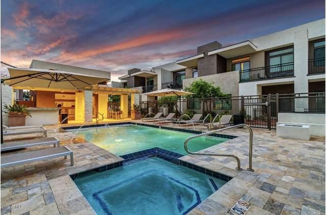 2015 N 50th Street #10, Phoenix, AZ 85008 (MLS #6100273) :: Arizona Home Group