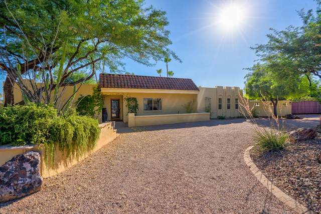 6501 E Gary Road, Scottsdale, AZ 85254 (MLS #6100285) :: Devor Real Estate Associates
