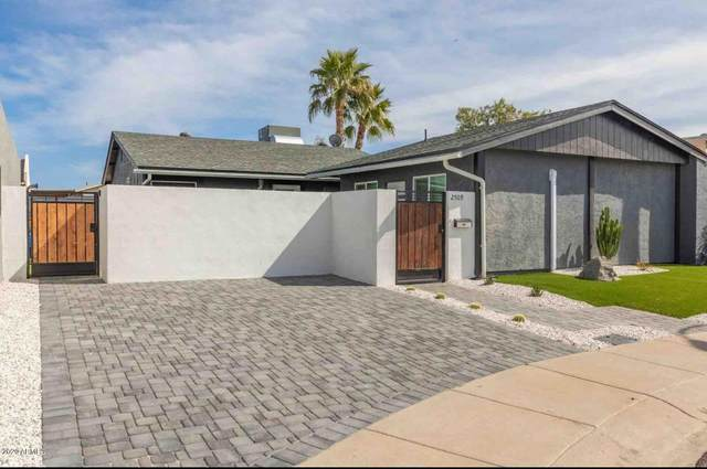 2509 N 87TH Way, Scottsdale, AZ 85257 (MLS #6100287) :: Devor Real Estate Associates