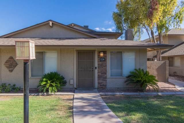 1226 N 85TH Place, Scottsdale, AZ 85257 (MLS #6100289) :: Lucido Agency