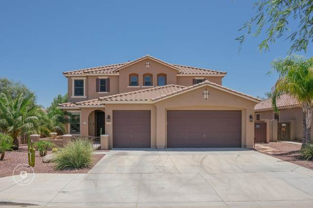 16639 W Desert Moon Way, Surprise, AZ 85387 (MLS #6100292) :: Riddle Realty Group - Keller Williams Arizona Realty