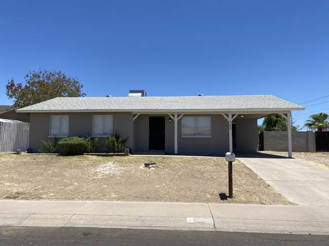 17807 N 8TH Drive, Phoenix, AZ 85023 (MLS #6100294) :: Homehelper Consultants