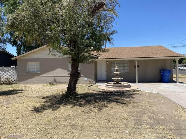 6222 N 23RD Avenue, Phoenix, AZ 85015 (MLS #6100297) :: Devor Real Estate Associates