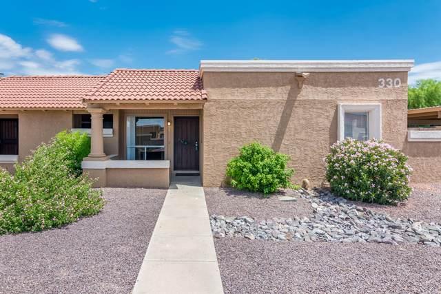330 W Tonopah Drive #1, Phoenix, AZ 85027 (MLS #6100312) :: Homehelper Consultants