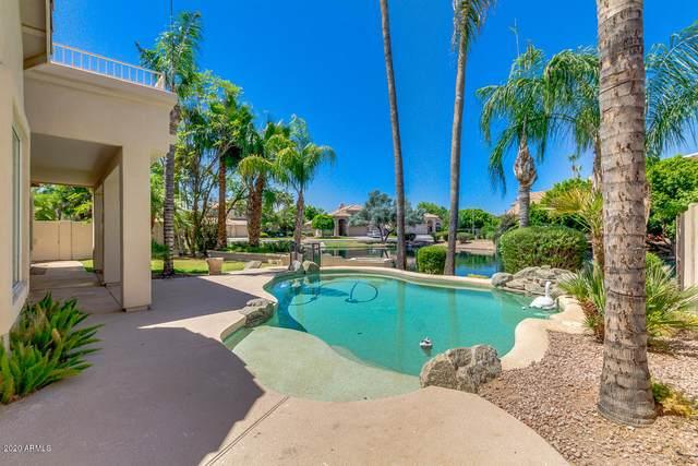 3380 S Beverly Place, Chandler, AZ 85248 (MLS #6100314) :: Keller Williams Realty Phoenix