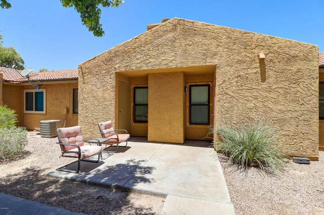 3511 E Baseline Road #1005, Phoenix, AZ 85042 (MLS #6100315) :: Brett Tanner Home Selling Team