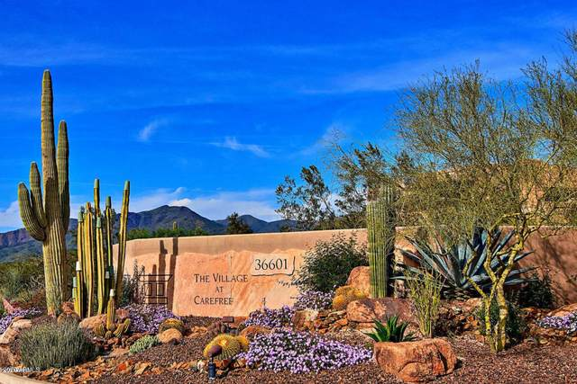 36601 N Mule Train Road 41C, Carefree, AZ 85377 (MLS #6100327) :: The Riddle Group