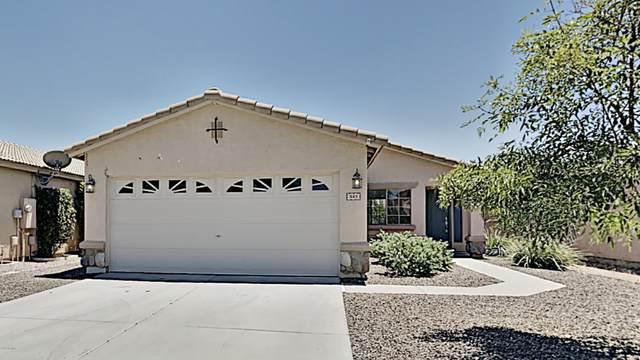 849 E Rossi Court, San Tan Valley, AZ 85140 (MLS #6100354) :: Homehelper Consultants