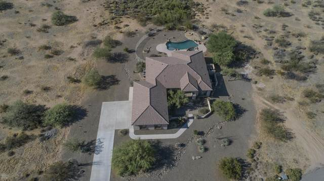 XXX W Shetland Lane, Casa Grande, AZ 85194 (MLS #6100356) :: My Home Group