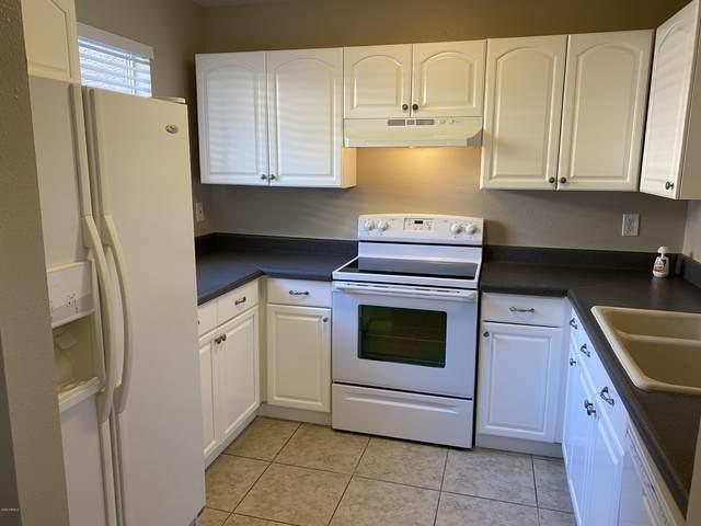 1601 W Sunnyside Drive #152, Phoenix, AZ 85029 (MLS #6100362) :: Devor Real Estate Associates