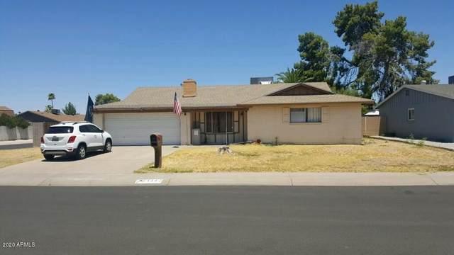 4442 W Sierra Street, Glendale, AZ 85304 (MLS #6100367) :: TIBBS Realty