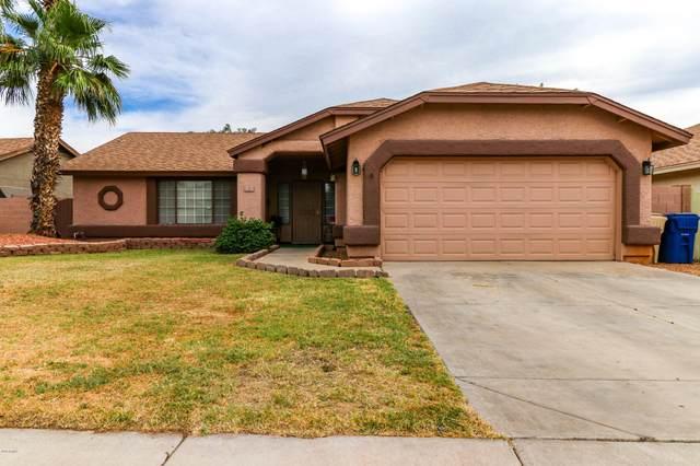 8531 W Oregon Avenue, Glendale, AZ 85305 (MLS #6100369) :: The C4 Group