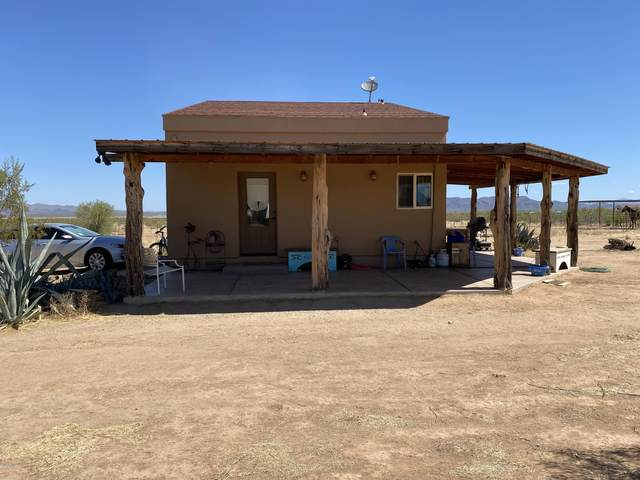 48105 N 526th Avenue, Aguila, AZ 85320 (MLS #6100374) :: The Laughton Team