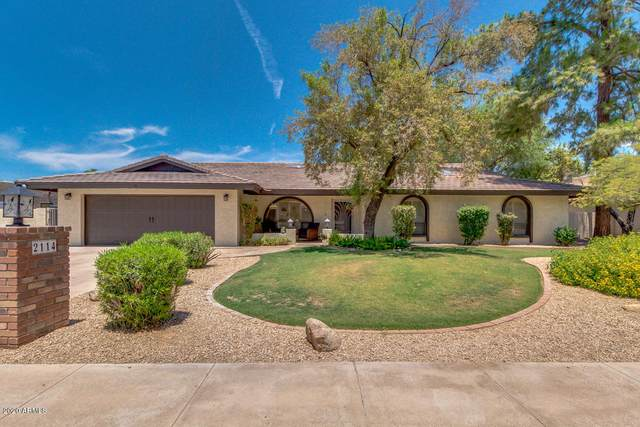 2114 E Vaughn Street, Tempe, AZ 85283 (MLS #6100394) :: The Daniel Montez Real Estate Group