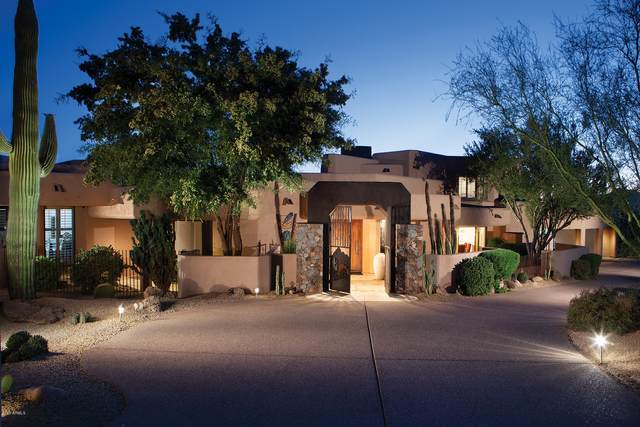 39750 N 106TH Place, Scottsdale, AZ 85262 (MLS #6100397) :: The W Group