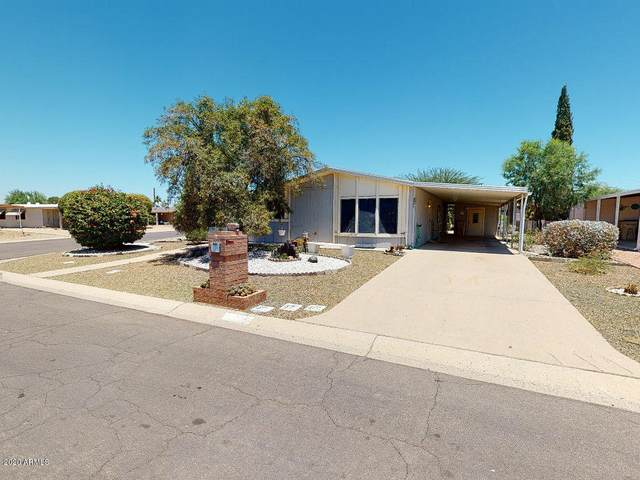 8902 E Utah Avenue, Sun Lakes, AZ 85248 (MLS #6100406) :: Keller Williams Realty Phoenix
