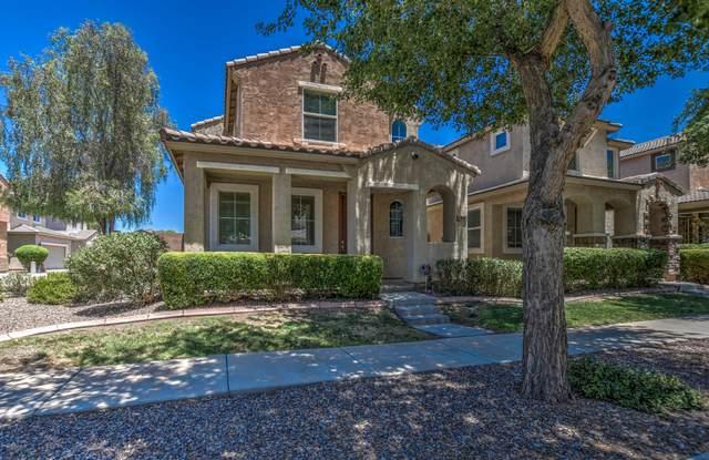 4060 E Vest Avenue, Gilbert, AZ 85295 (MLS #6100410) :: Midland Real Estate Alliance