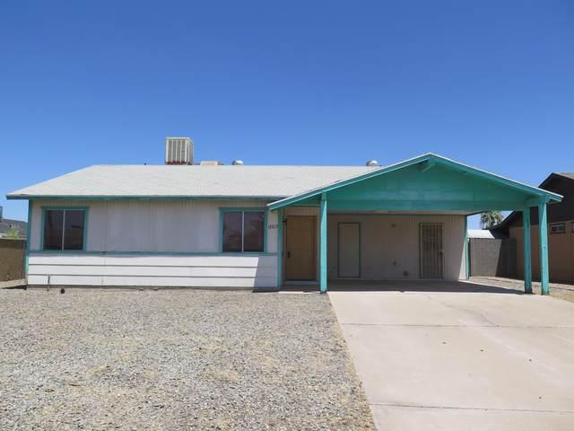 15819 N 63rd Avenue, Glendale, AZ 85306 (MLS #6100411) :: The Bill and Cindy Flowers Team