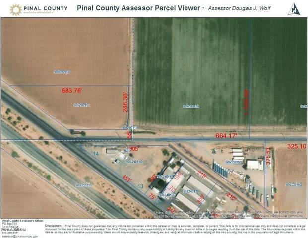 0000 W Jimmy Kerr Boulevard, Casa Grande, AZ 85122 (MLS #6100424) :: REMAX Professionals