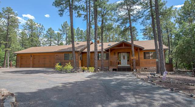 2275 Creekside Court # L, Pinetop, AZ 85935 (MLS #6100432) :: The Garcia Group