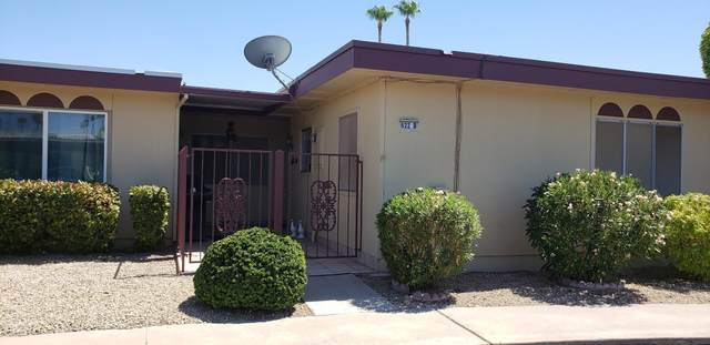 13622 N 98TH Avenue Q, Sun City, AZ 85351 (MLS #6100441) :: Homehelper Consultants