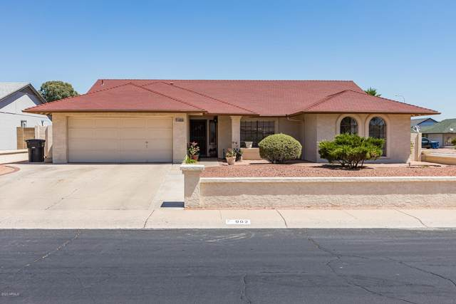 902 W Lodge Drive, Tempe, AZ 85283 (MLS #6100457) :: Homehelper Consultants