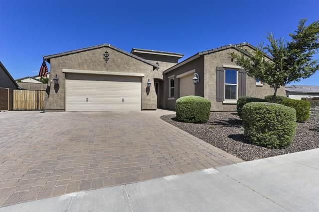 25913 N 96TH Lane, Peoria, AZ 85383 (MLS #6100462) :: Kathem Martin