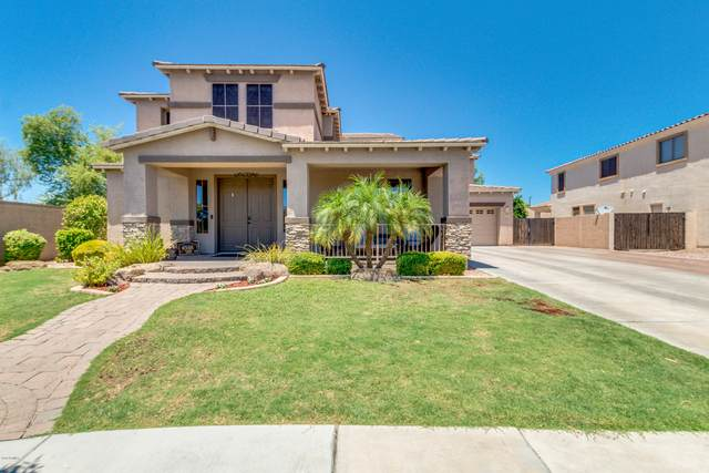 6166 S Inez Drive, Gilbert, AZ 85298 (MLS #6100468) :: Lux Home Group at  Keller Williams Realty Phoenix