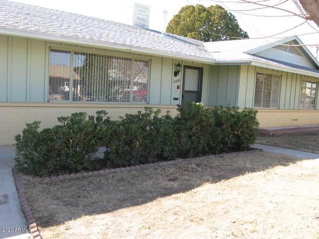 2464 Meadowlark Drive, Sierra Vista, AZ 85635 (MLS #6100470) :: Lux Home Group at  Keller Williams Realty Phoenix