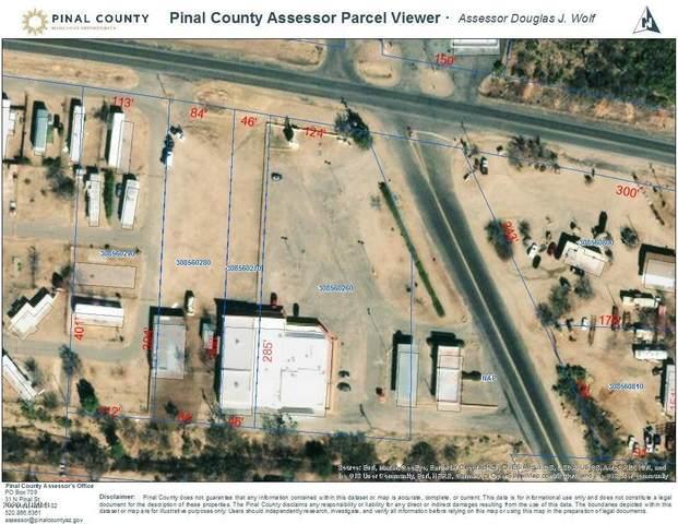 2075 W American Avenue, Oracle, AZ 85623 (MLS #6100475) :: Howe Realty