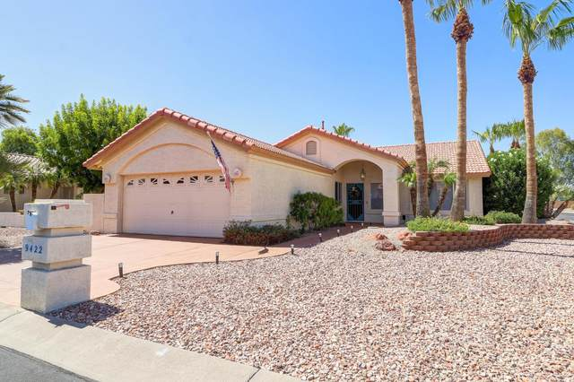9422 E Cherrywood Drive, Sun Lakes, AZ 85248 (MLS #6100476) :: Keller Williams Realty Phoenix