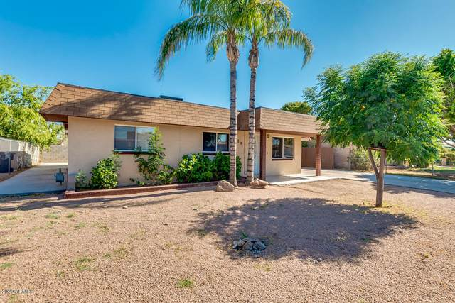 529 E Hampton Avenue, Mesa, AZ 85204 (MLS #6100505) :: Nate Martinez Team
