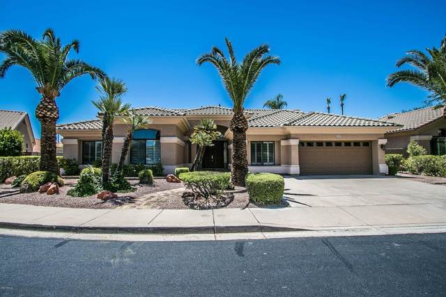 5519 E Beryl Avenue, Paradise Valley, AZ 85253 (MLS #6100515) :: Devor Real Estate Associates