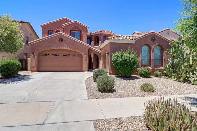 10964 N 161ST Avenue, Surprise, AZ 85379 (MLS #6100530) :: TIBBS Realty
