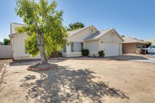 11522 N 76TH Lane, Peoria, AZ 85345 (MLS #6100541) :: TIBBS Realty