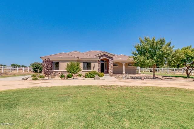7211 N 177TH Avenue N, Waddell, AZ 85355 (MLS #6100545) :: Brett Tanner Home Selling Team