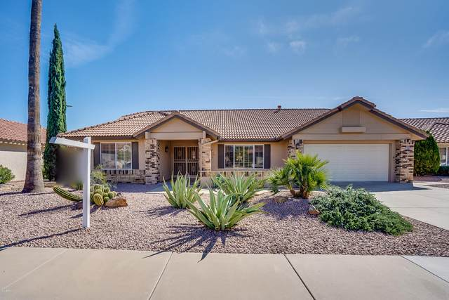 14805 W Blue Verde Drive, Sun City West, AZ 85375 (MLS #6100561) :: The Garcia Group