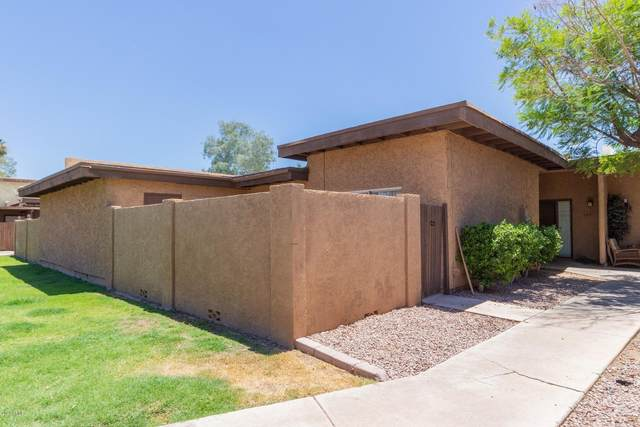 1051 S Dobson Road #143, Mesa, AZ 85202 (MLS #6100565) :: Lux Home Group at  Keller Williams Realty Phoenix