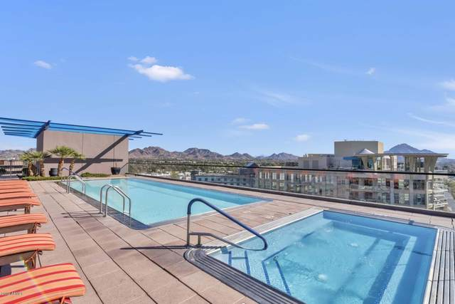 4808 N 24TH Street #1003, Phoenix, AZ 85016 (MLS #6100566) :: TIBBS Realty