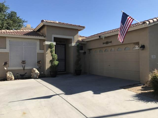 231 W Beechnut Place, Chandler, AZ 85248 (MLS #6100569) :: Homehelper Consultants
