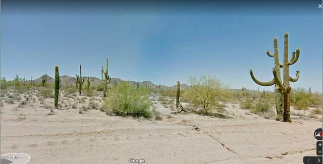 0 N Warren Road, Maricopa, AZ 85139 (MLS #6100583) :: Howe Realty