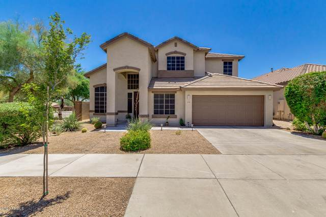 2205 W Forest Pleasant Place, Phoenix, AZ 85085 (MLS #6100587) :: TIBBS Realty
